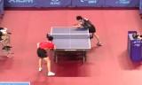 及川瑞基VS方博 (予選)韓国オープン2014