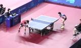 吉村和弘VS張禹珍(予選)韓国オープン2014