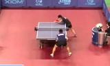 三部航平VS張順紘(予選)韓国オープン2014