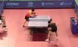 坪井勇磨VS許昕(3回戦) 韓国オープン2014