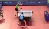 吉村和弘VSバウム(3回戦)韓国オープン2014