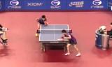 丹羽孝希VS趙勝敏(1回戦)韓国オープン2014