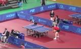 許昕VS江宏傑(2回戦) 韓国オープン2014