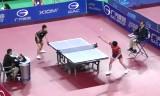 坪井勇磨VS林鐘勲(2回戦)韓国オープン2014