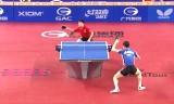 方博VS李廷佑(準々) 韓国オープン2014
