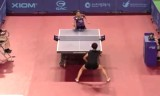 陳可VSユモンユ(準々)韓国オープン2014