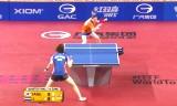 梁夏銀VSリージエ(準々)韓国オープン2014