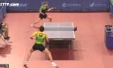 バウムVSメンゲル(準々)韓国オープン2014