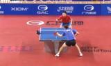 許昕VS方博(決勝ハイライト)韓国オープン2014