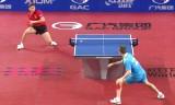 許昕VSカールソン(準決勝) 韓国オープン2014