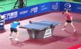 馮天薇VSハンイン(決勝戦) 韓国オープン2014