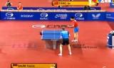 方博VSバウム(準決勝)韓国オープン2014