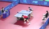 于子洋VS張禹珍(2回戦)韓国オープン2014