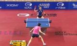 ナイスラリー動画(女)韓国オープン2014
