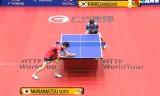 村松雄斗VS姜動洙(準々)日本オープン2014