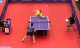 黄鎮廷VSカールソン(2回戦)日本オープン2014