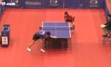 唐鵬VS周愷(準々決勝) 日本オープン2014