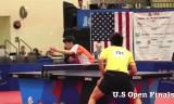 USオープン決勝のスーパープレー