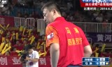 馬琳VS許鋭鋒 中国超級リーグ2014