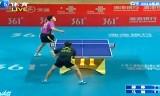 馬琳VSハオ帥 中国超級リーグ2013