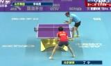 李暁霞VS丁寧 中国超級リーグ2014