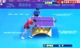 丁寧VS木子 中国超級リーグ2014