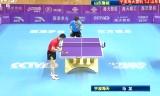 馬龍VSハオ帥 中国超級リーグ2014