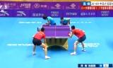 馬龍/閻安VS周雨/徐晨皓 中国超級リーグ2014