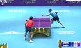 張継科VS徐晨皓(準決)中国超級2014