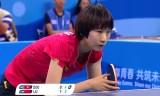 劉高陽VS杜凱琹(決勝戦)ユース五輪2014
