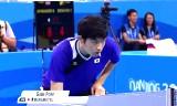 村松雄斗VSオルト(予選)ユース五輪2014