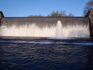2014保野川堰堤
