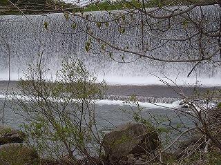 保野川堰堤