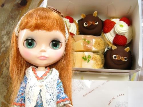 レレちゃんの瞳が・・・