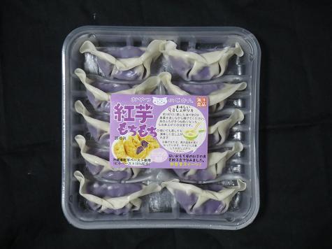 海洋食品(株) - おやつのじかん 紅芋もちもち 01