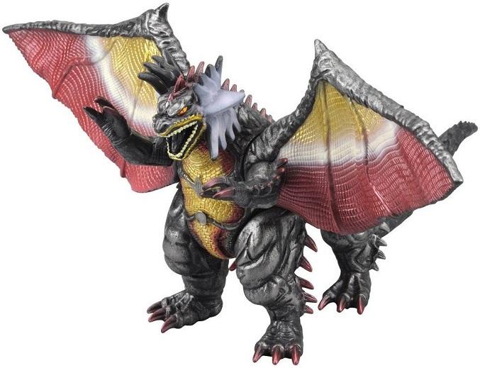 ウルトラ怪獣DX ゾグ 見本