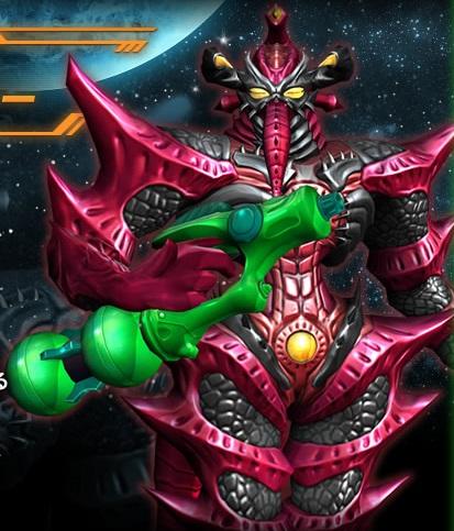 大怪獣ラッシュ ヒッポリト星人アーチャー
