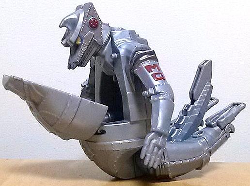 ゴジラエッグ メカゴジラ1