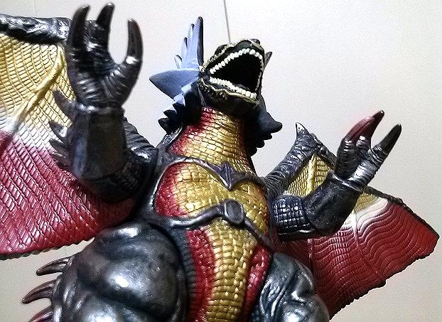 ウルトラ怪獣DX ゾグ(第2形態)4