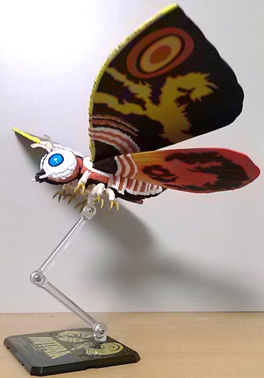 モンスターアーツ モスラ(成虫)