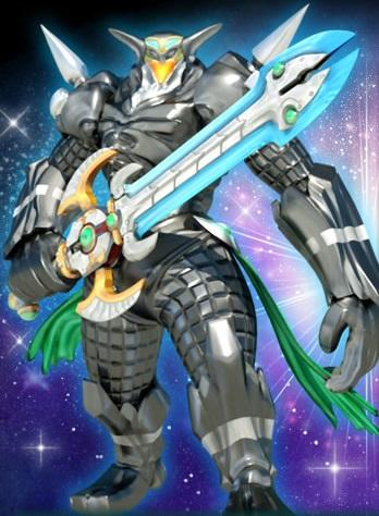 大怪獣ラッシュ メフィラス星人ジェント 七星剣