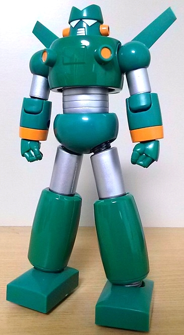 スーパーロボット超合金 カンタム・ロボ2