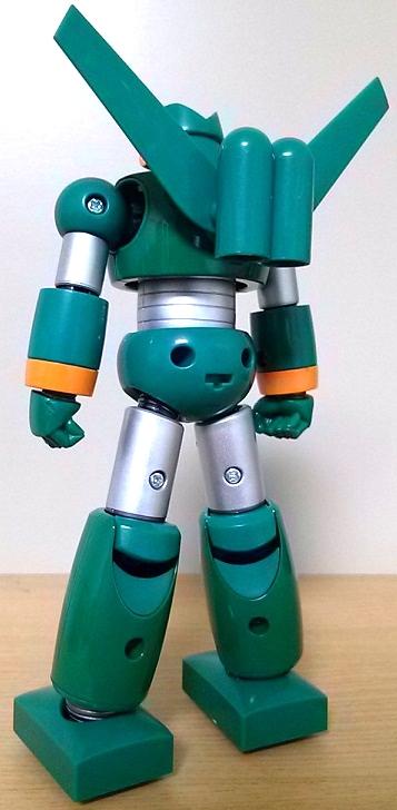スーパーロボット超合金 カンタム・ロボ3