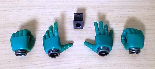 スーパーロボット超合金 カンタム・ロボ4