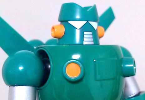 スーパーロボット超合金 カンタム・ロボ5