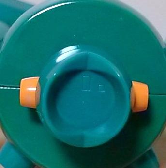 スーパーロボット超合金 カンタム・ロボ6