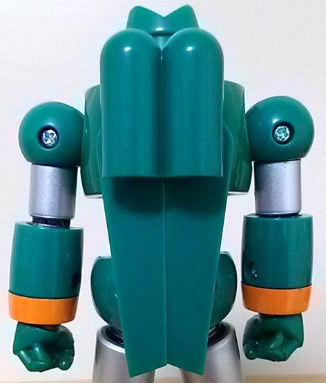 スーパーロボット超合金 カンタム・ロボ7