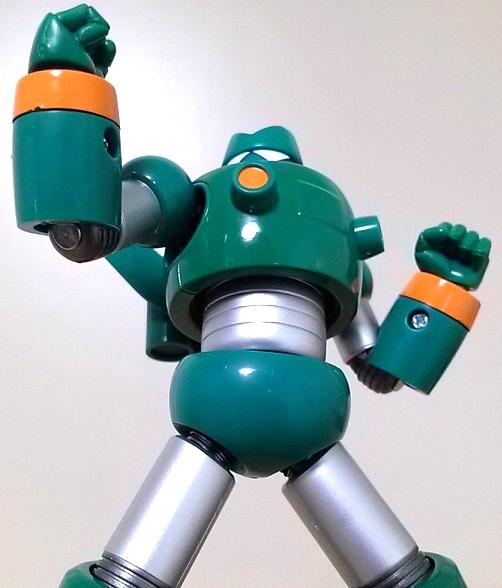 スーパーロボット超合金 カンタム・ロボ8