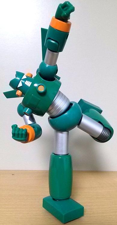 スーパーロボット超合金 カンタム・ロボ9