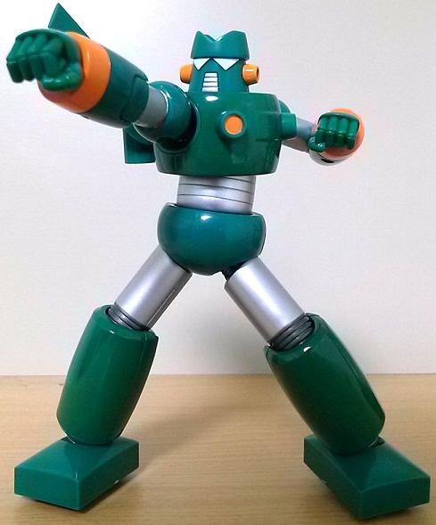 スーパーロボット超合金 カンタム・ロボ10